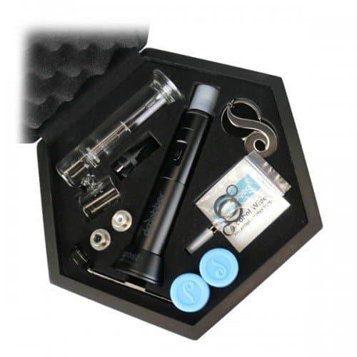 Dr Dabber Boost All Accessories & Box - Black Edition