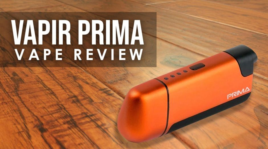 Vapir Prima Vape Review