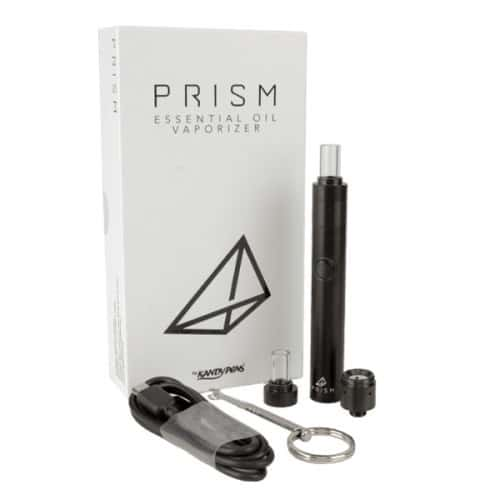 Kandypens Prism Vaporizer All Contents
