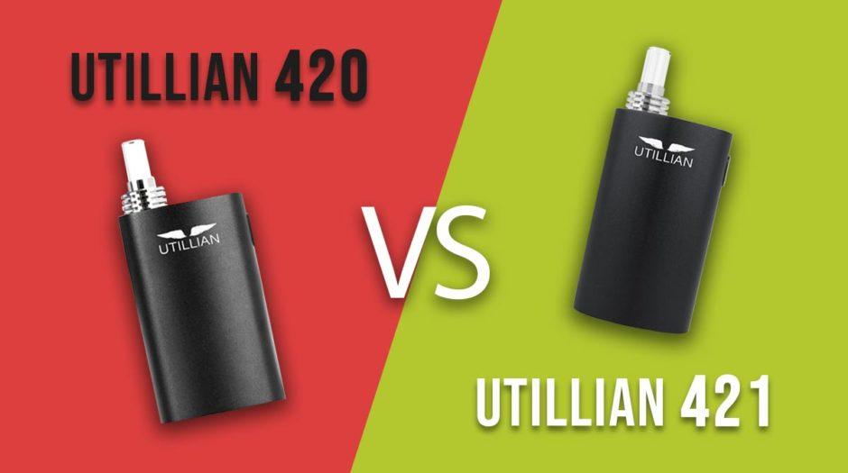 Utillian 420 vs 421