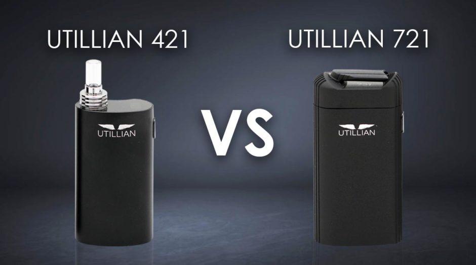 Utillian 421 vs 721
