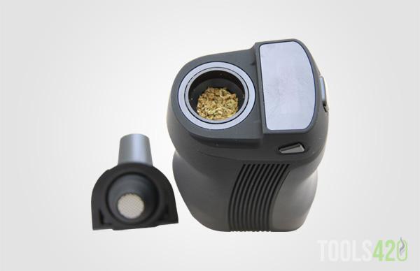 Dry herb vaporizer packing