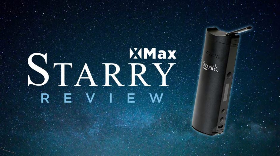 X MAX Starry Review