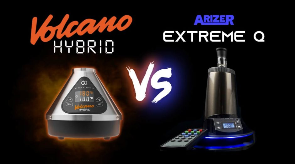 Volcano Hybrid VS Extreme Q Review