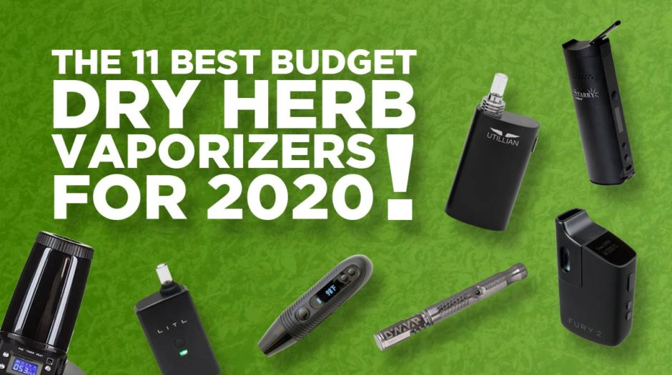 The 11 Best Budget Dry Herb Vaporizers for 2020