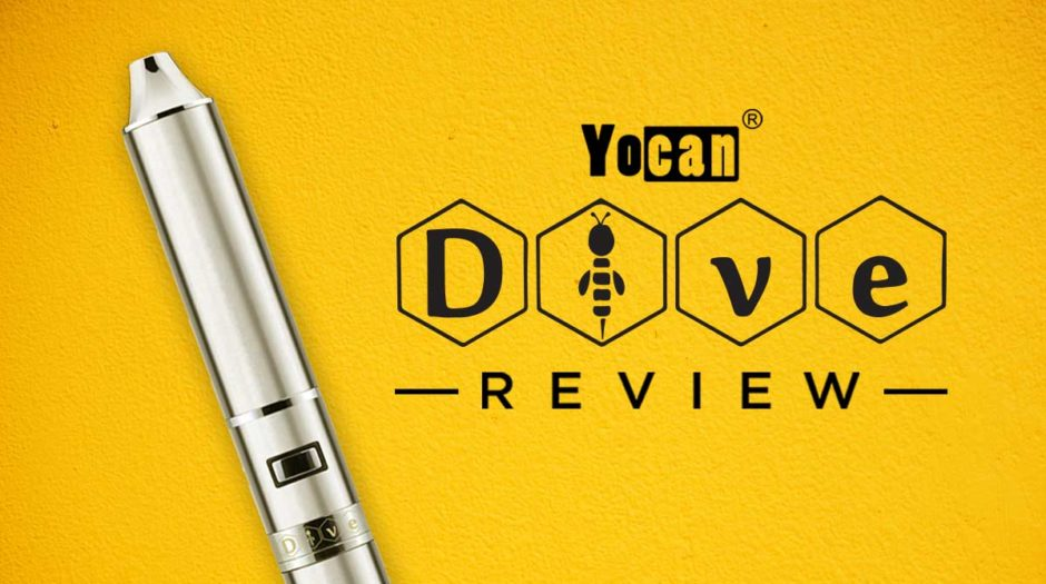 Yocan Dive Review