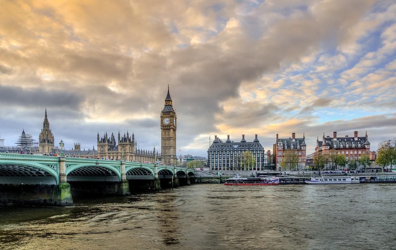 Top 10 London - Westminster Bridge