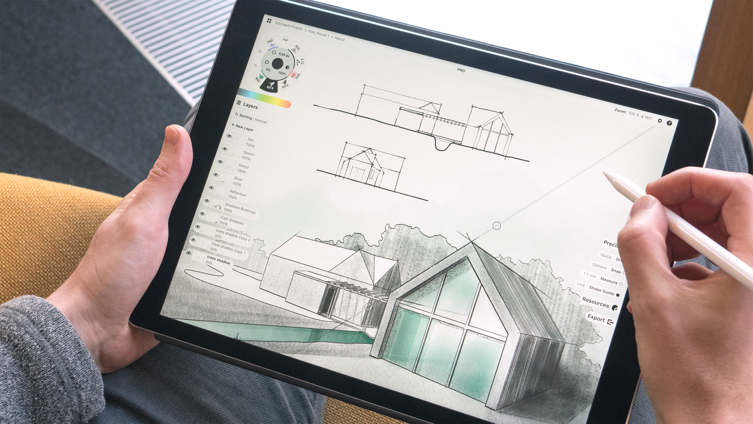 architecture apps