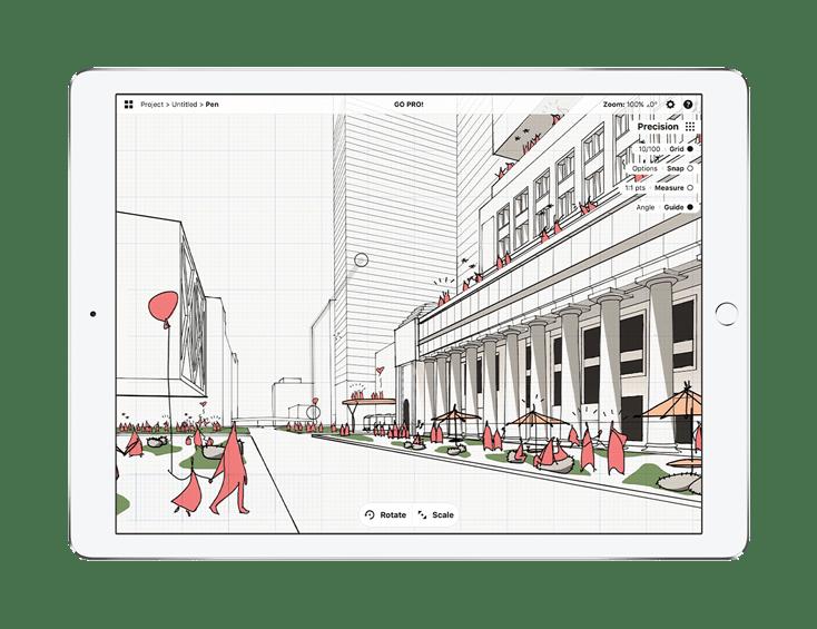 Concepts: Smarter Sketching