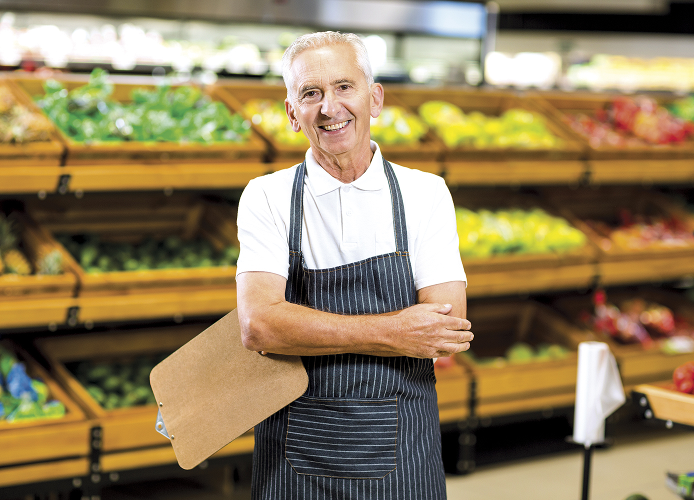 Seniors are Getting Hired Like Crazy for These Part-Time Jobs