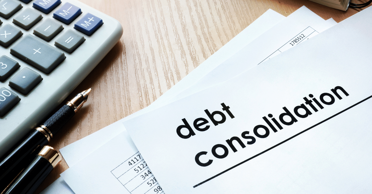 Debt Consolidation: Who Needs It?