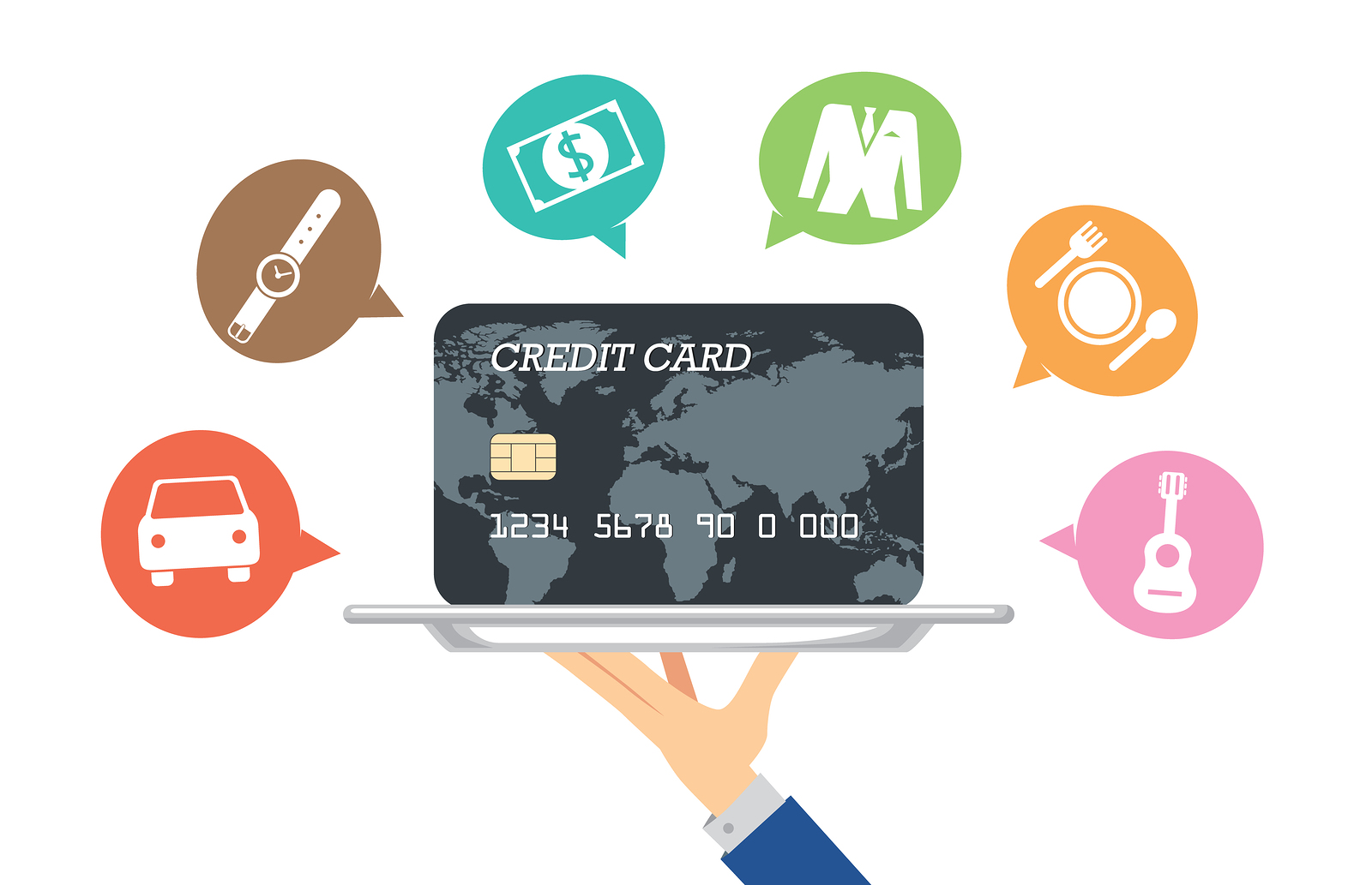 Top 5 Credit Cards With Impressive Travel Perks