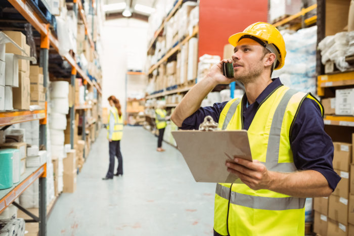 Warehouse Workers are In High Demand