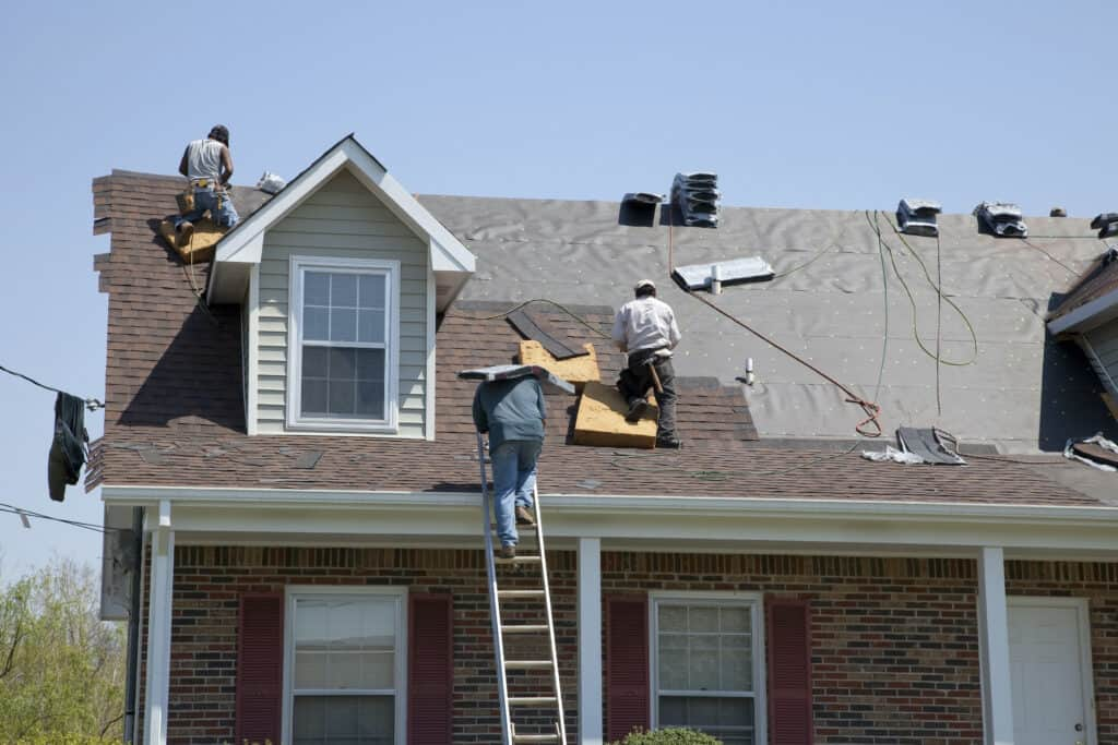 How to Replace Your Roof at No Cost