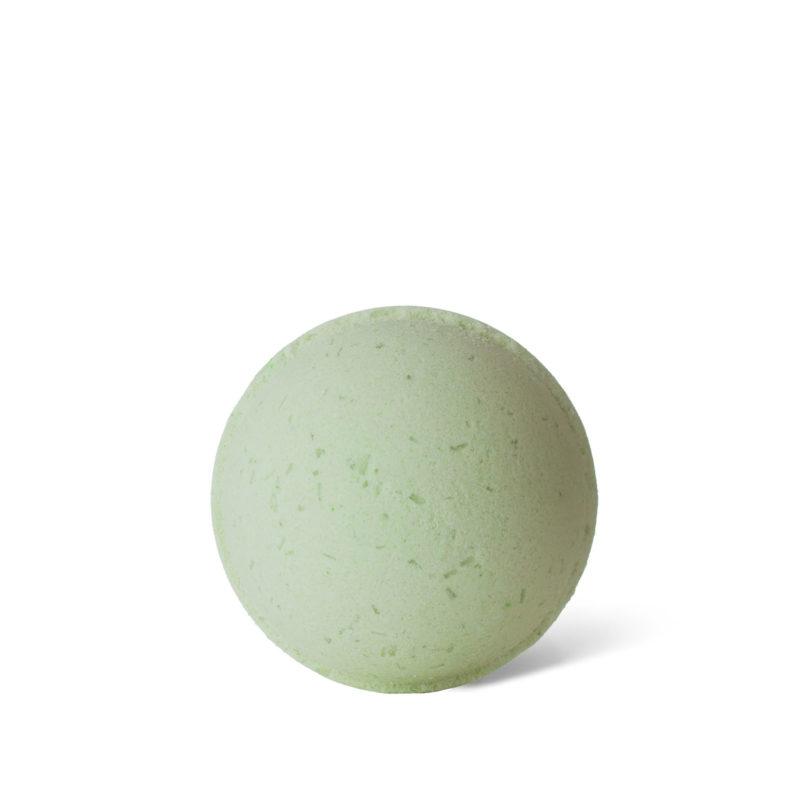 Green Tea CBD Bath Bomb