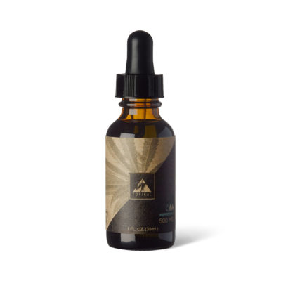 Peppermint CBD Oil