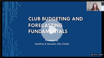 Club Budgetingi