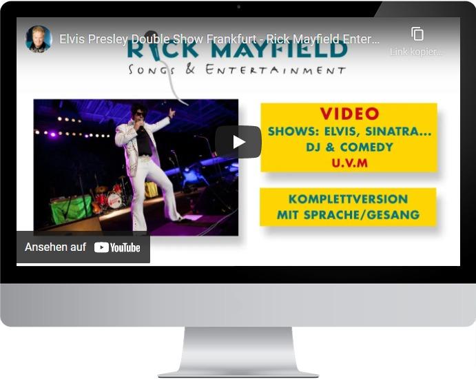 Video Elvis-Show