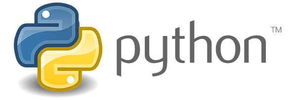 Python programming banner