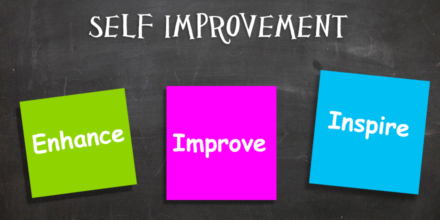 self improvement Self-help or self-improvement is a self-guided improvement—economically, intellectually, or emotionally—often with a substantial psychological basis.