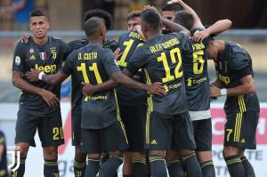 Juventus: Bernardeschi all'ultimo respiro