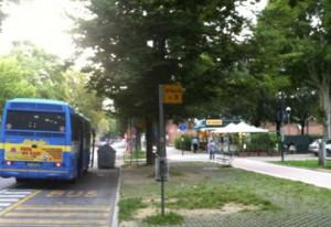 La Municipale multa un autista di bus per migliaia di euro