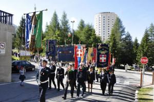Celebrato sabato il 74esimo anniversario della battaglia di Sestriere
