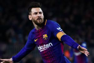 Parla Messi: 'Con Ronaldo la Juve è la favorita per la Champions League'