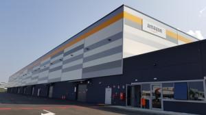Aperto a Brandizzo un nuovo centro di smistamento Amazon