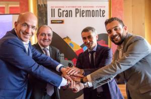 Presentata la corsa ciclistica GranPiemonte 2018