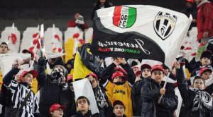 Juventus: bambini delle scuole calcio nella curva squalificata