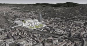 Il parteneriato-pubblico privato per costruire il Parco della Salute di Torino