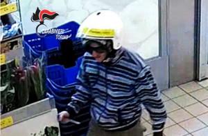 Arrestato rapinatore 'seriale' dei supermercati Torino