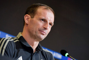 Allegri: 'Juve, attenta all'Empoli!'