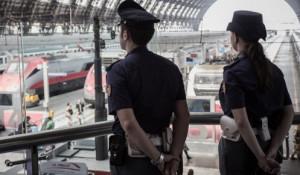 La Polizia di Stato rintraccia minorenne in deposito ferroviario