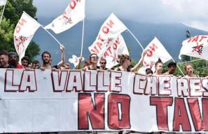 Non ci saranno simboli istituzionali della Città di Torino alla manifestazione No Tav dell'8 dicembre