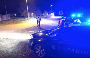 Controlli dei Carabinieri in valle di Susa per prevenire i furti