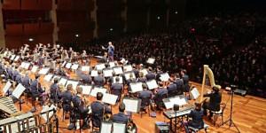 La Banda musicale della Polizia di Stato protagonista al Lingotto di Torino
