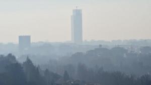 Peggiora l'aria di Torino, lo smog supera i limiti