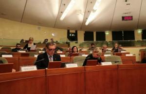 Il Consiglio regionale ha approvato cinque ordini del giorno