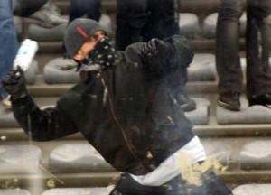 Derby della Mole, denunciati per rissa otto ultras
