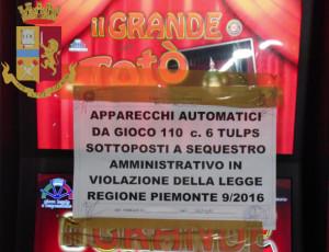 Torino: controlli straordinari della Polizia di Stato a Santa Rita