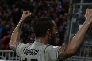 Bonucci-Kean, la Juve passa a Cagliari