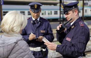 Ponte di Pasqua: controlli in stazione e sui treni