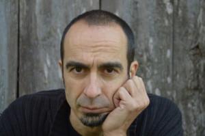 La civetta irriverente e lo scrittore Fabio Andina