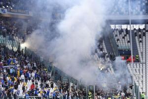 Ultrà Bosnia a Torino: un arresto, quattro Daspo e due denunce