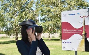 Droni, a Torino nasce uno spazio per sperimentarli