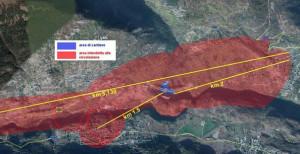 Tav, estesa la Zona Rossa in Val Susa