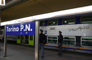 Torino: catturato evaso a Porta Nuova