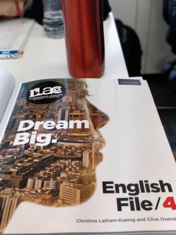 ILAC 一般英語・中級クラス体験レポート